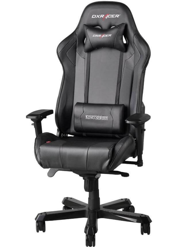 DKRacer KIng god gamer stol