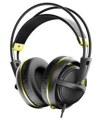 SteelSeries Siberia 200 – Proton Yellow headset